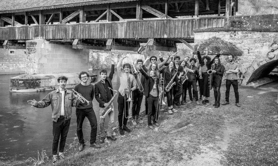 L'orchestre des jeunes jazzistes de Fribourg portrait photo